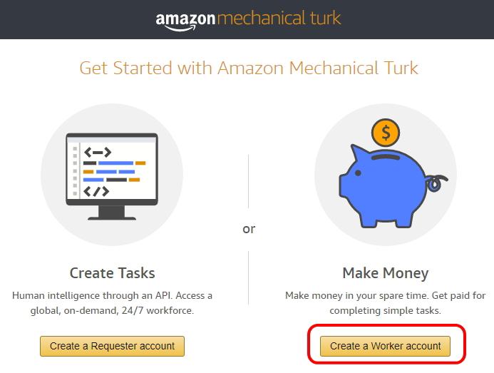 Amazon MT登録方法