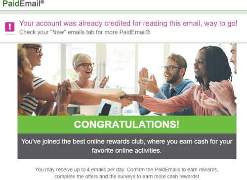 InboxDollarsペイドイーメールとは
