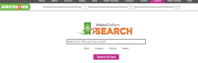 inbox dollars検索で報酬