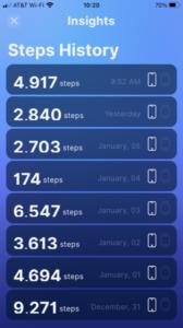 スエットコインで毎日歩く