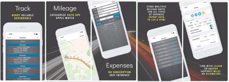 MELマイルトラッキングアプリ