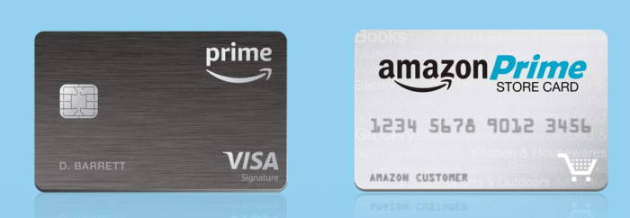 amazonのクレジットカード3種