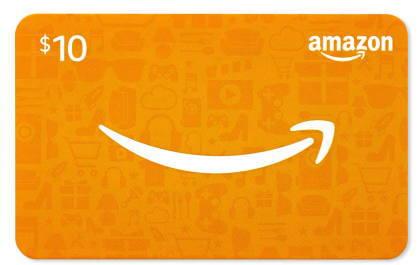 Amazonギフトカード10ドル分