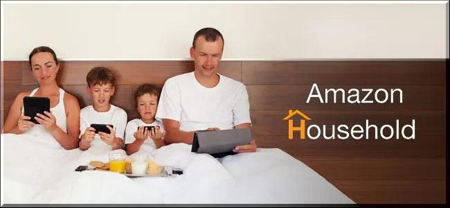 Amazon Prime Household