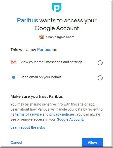 Paribusパリバスの登録方法を画像付きで案内します。
