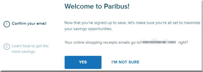 Paribusパリバスの登録方法を紹介します。登録して節約してください。
