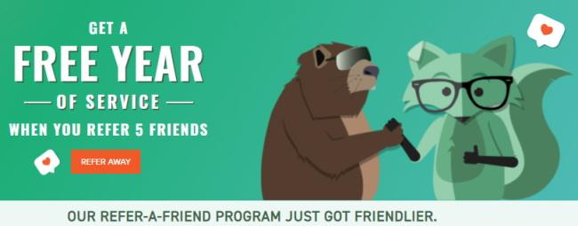 Mint Mobileではお友達10人は入れば10Gで1年利用料が無料になるサービスがあります。
