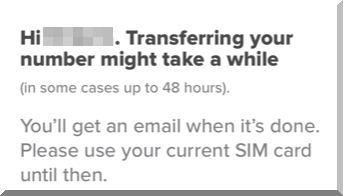 Mint Mobileミントモバイルへ番号移行は、ちょっとややこしい。その点を紹介