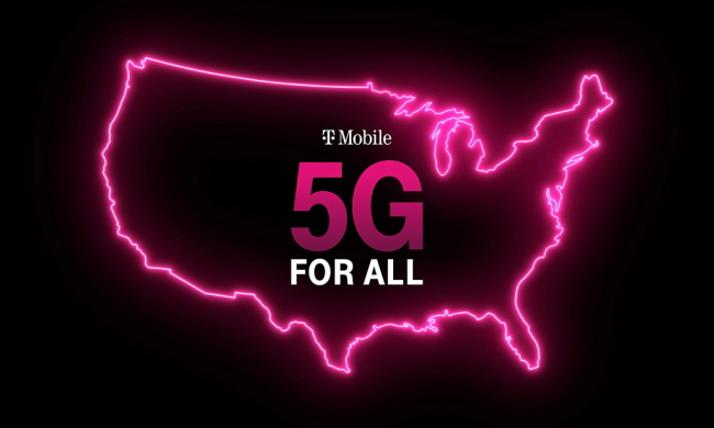 Mint MobileミントモバイルはT-Mobileティーモバイルの通信網を使っています
