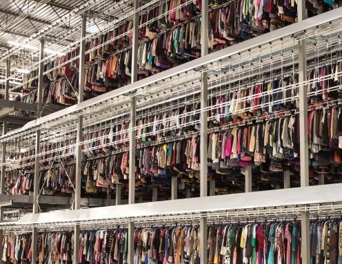 ThreadUPスレッドアップのクローゼット倉庫