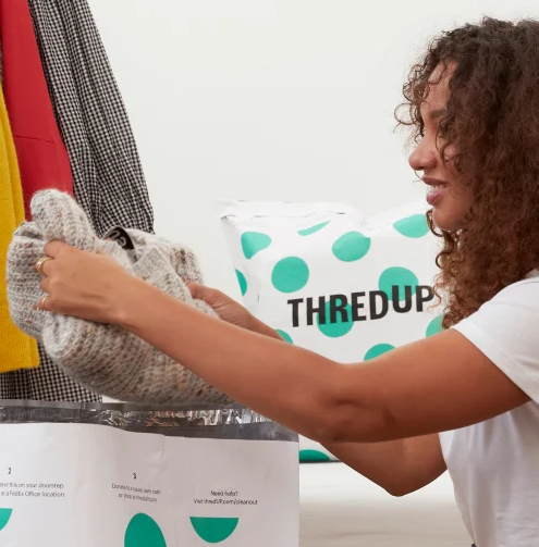 threadUPスレッドアップへは送料無料で衣類を送れます