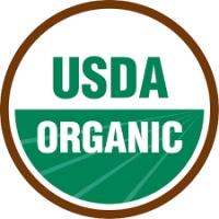 USDAオーガニックのステッカー