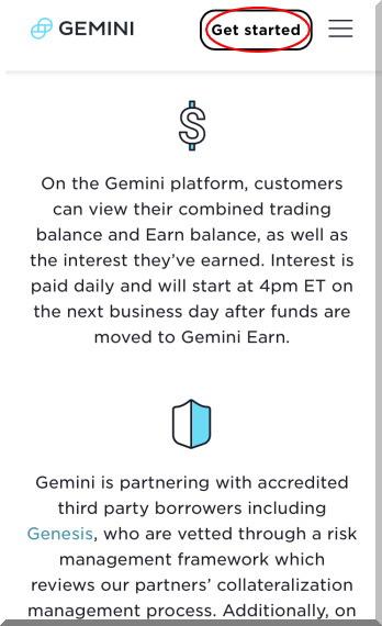 Geminiで仮想通貨に高金利の利息をつけてもらう方法