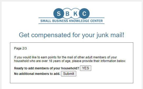 スモールビジネスナレッジセンターの申し込み方法を紹介します-その2