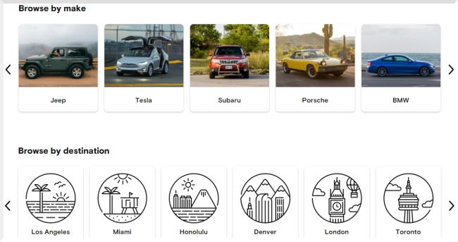 話題のTuroでレンタカーする方法/車種から選べる