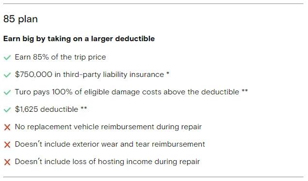 Turoで自家用車を貸して稼ぐ方法をご案内・保険はどうなのか。プラン別案内