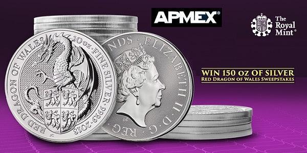 Apmex、貴金属の世界最大オンライン店で金を買おう